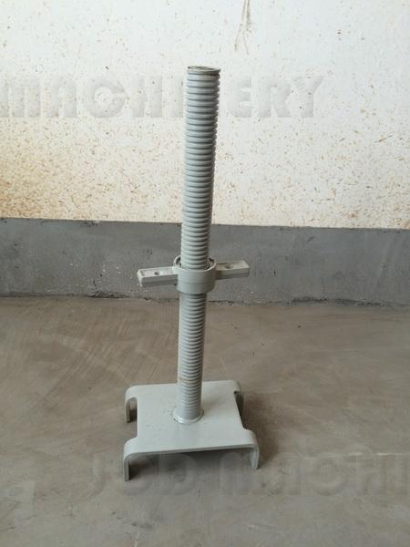 Scaffolding Adjustable U head Jack Base
