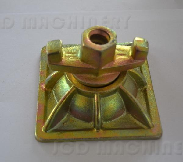 Sand Casting Formwork Plate nut